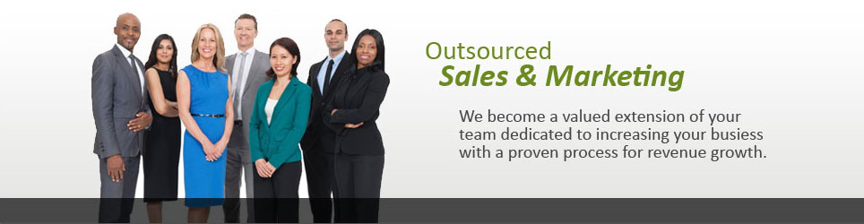 Outsourced Sales and Marketing