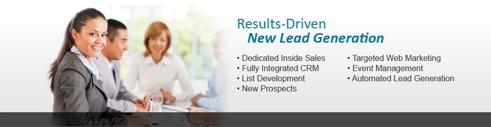 Result-Drive New Leads Generation