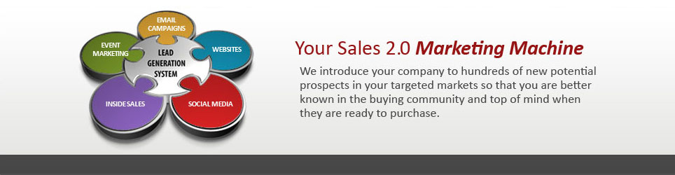 Your Sales 2.0 Marketing Machine