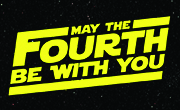 May the Fourth be with you Star Wars Day