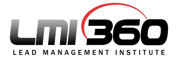 Lead Management Institute